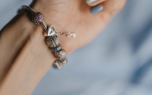 liquid silver bracelet