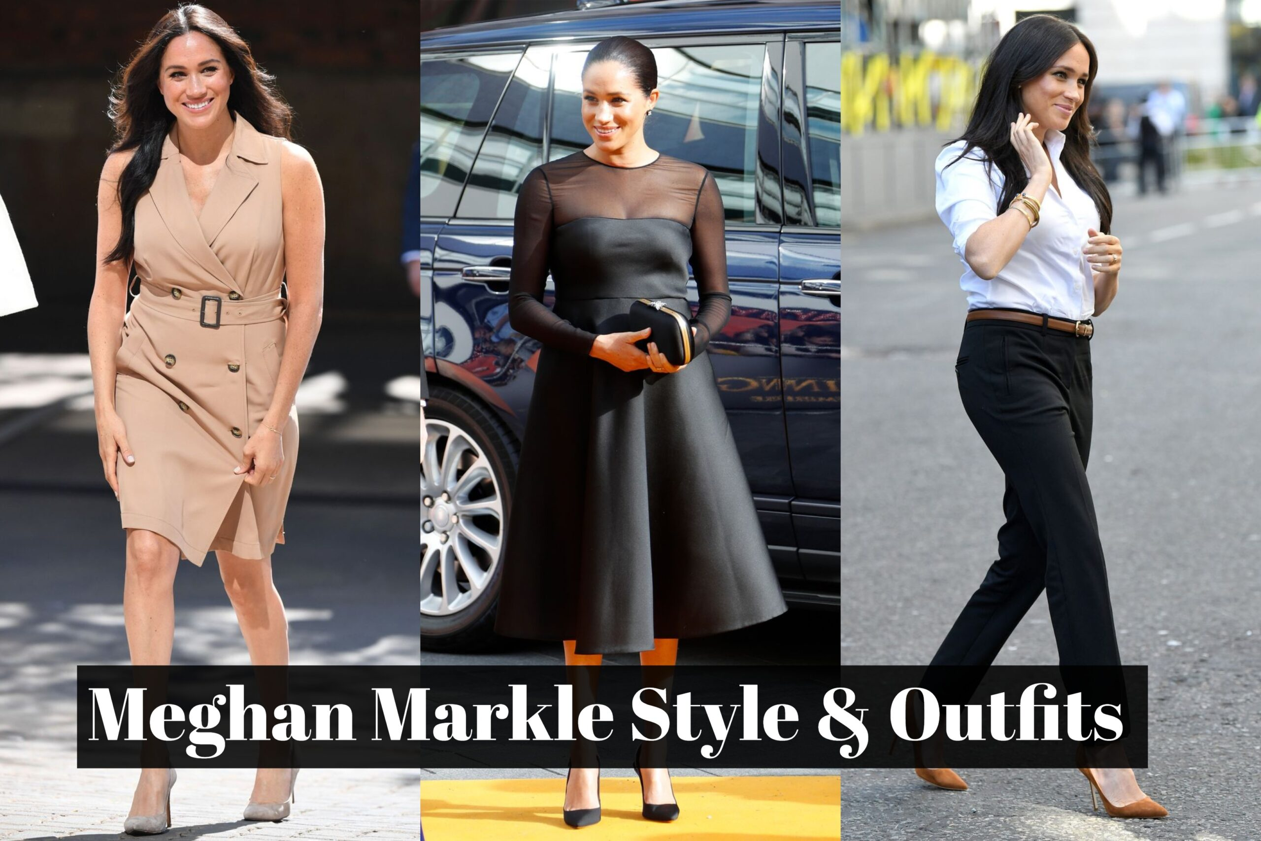 Meghan Markle Style