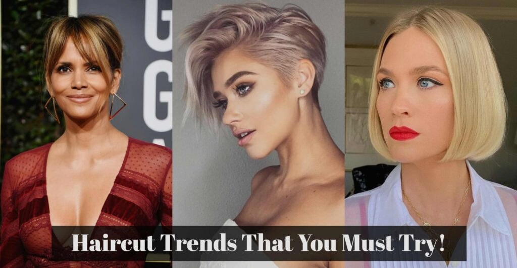List of 12 Haircut Trends of 2021 That You Must Try!