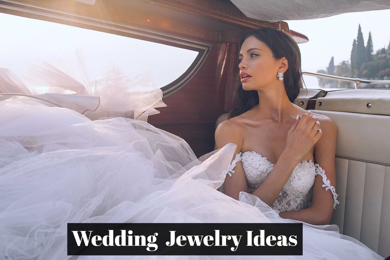 jewelry for weddings ideas