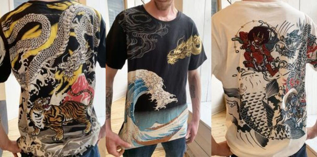 Everything You Need to Know About Sukajan T-Shirts